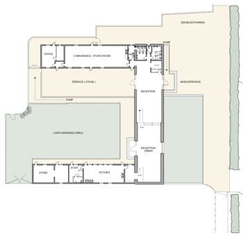 Hendall Site Plan - Click here for a Downloadable PDF version