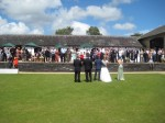 Hendall Manor Barns Wedding Ceremony East Sussex