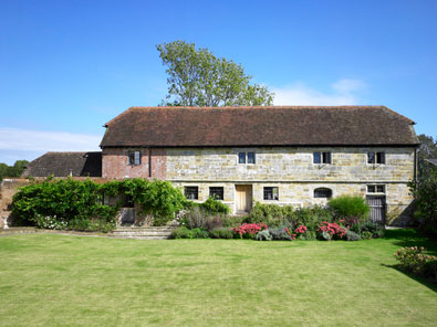 Hendall, The Barn, self catering accommodation