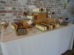 Amuse Private Caterers at Hendall Manor Barns
