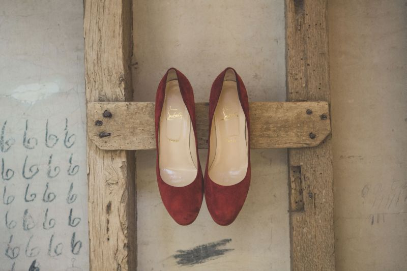 Flat shoes - Sussex venue