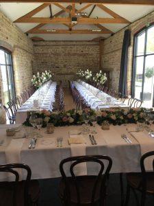 Barn Wedding, Sussex Wedding, Kent Wedding, Banquet