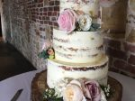 Barn Wedding, Wedding Cake, Sussex Wedding, Kent Wedding