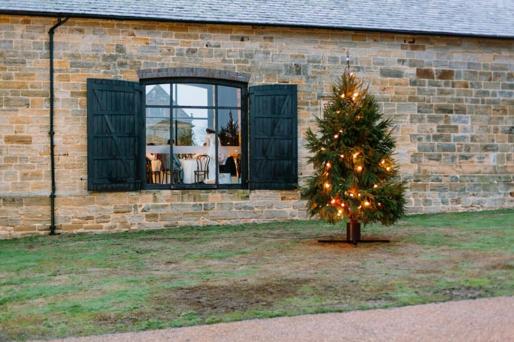 Christmas Party at Hendall, East Sussex Venue