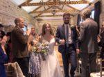 Wedding Ceremony at Hendall