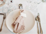 Personalised Table Place Settings