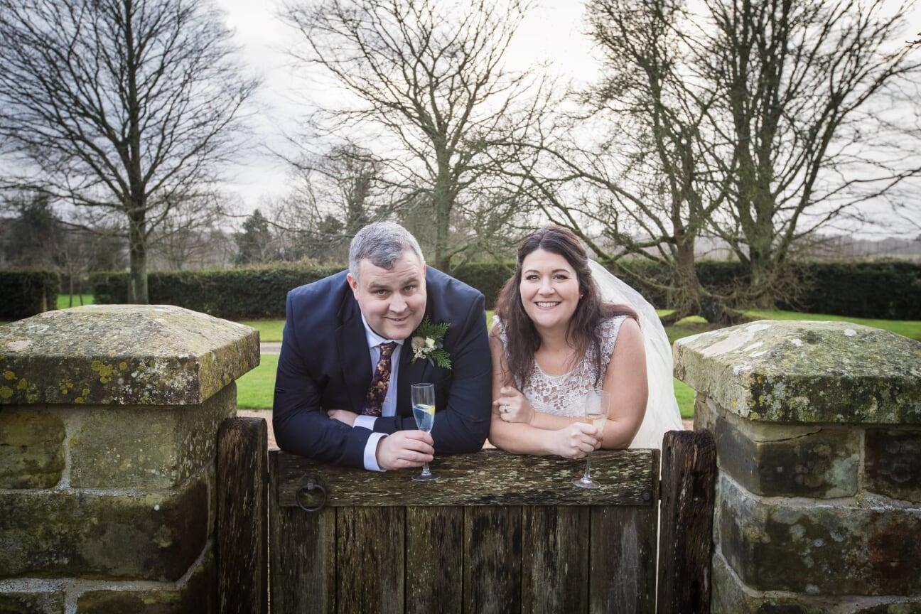 Mr & Mrs Walls