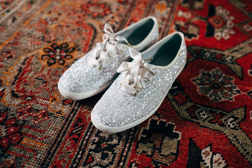 Perfect barn wedding shoes
