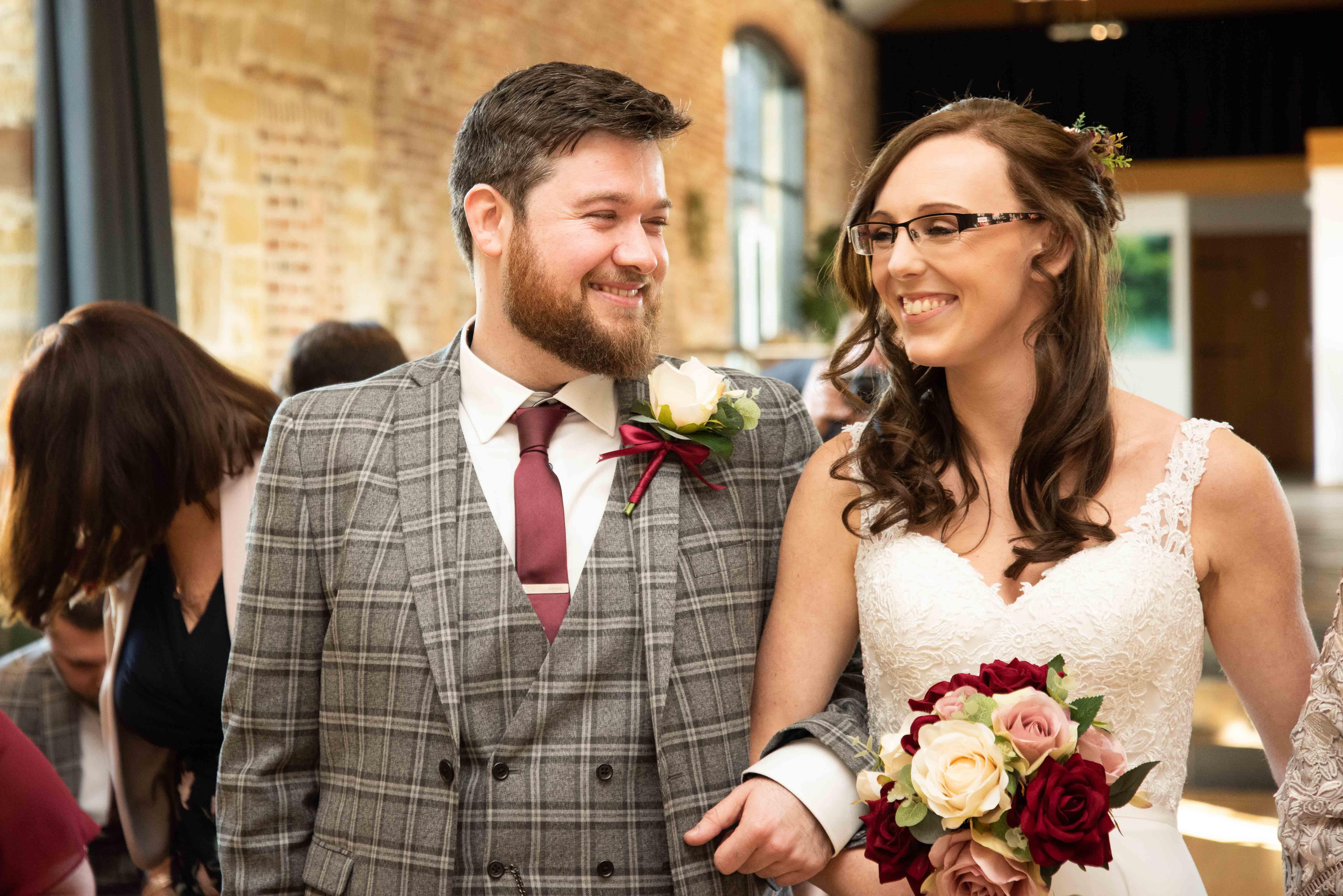 Mr & Mrs Palmer